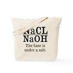 Base A Salt Tote Bag