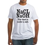 Base A Salt Fitted T-Shirt