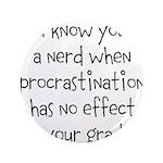 Procrastination Grade 3.5