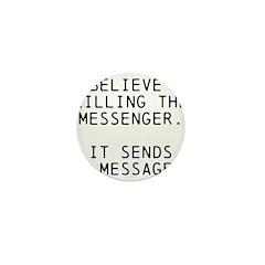 Kill Messenger Mini Button (10 pack)
