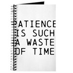 Patience Journal