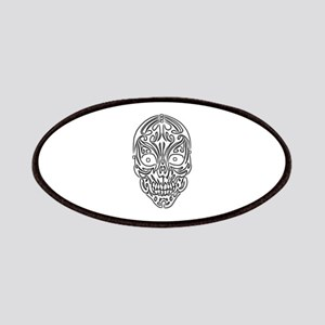 Tribal Skull Patches