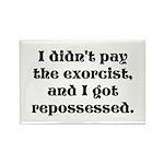 Exorcist Rectangle Magnet (100 pack)