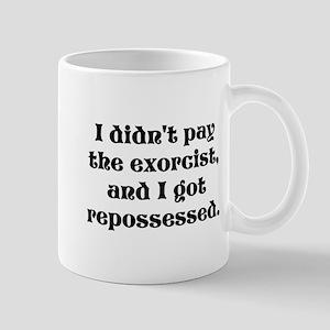 Exorcist Mug