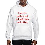 Schizo Hooded Sweatshirt