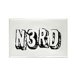 N3RD Rectangle Magnet (100 pack)
