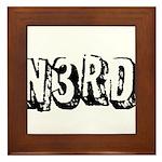 N3RD Framed Tile