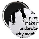 Monkey Poop Magnet