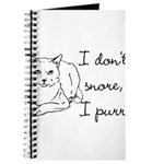Cat Snore Journal