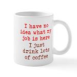 Coffee Job Mug