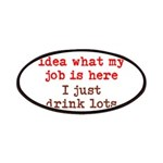 Coffee Job Patches