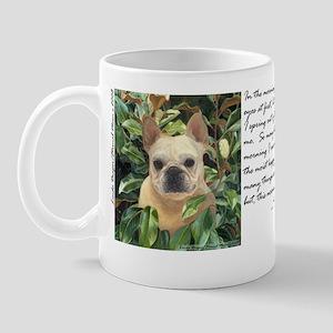 """Frenchie """"Magnolia"""" Mug"""