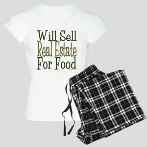Will Sell Real Estate Women's Light Pajamas