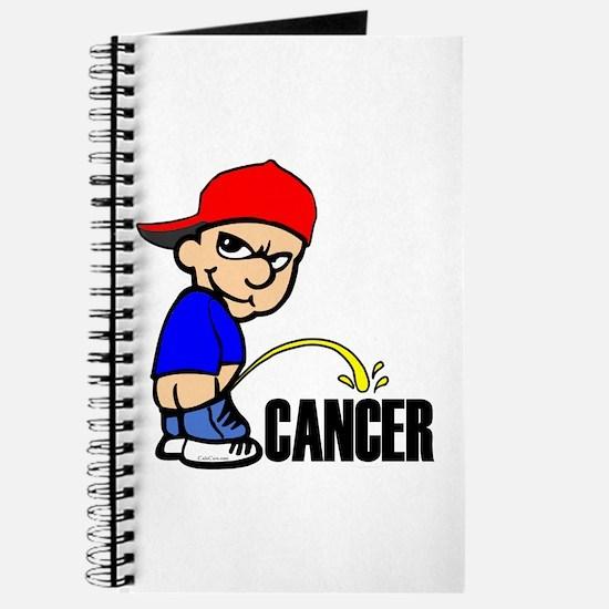 Piss On Cancer -- Cancer Awareness Journal