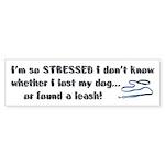 I'm So Stressed Sticker (Bumper 10 pk)