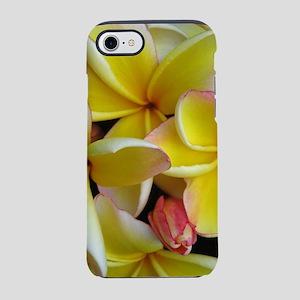 Hawaiian Plumeria iPhone 7 Tough Case