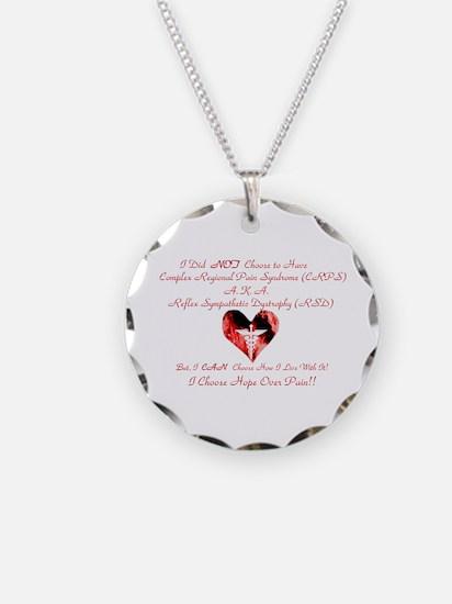 CRPS RSD I Choose Hope Over P Necklace