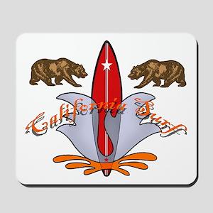 California Surf Mousepad