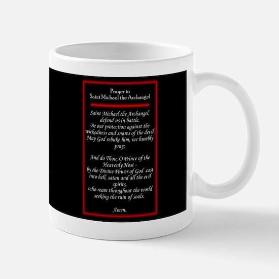 St. Michael - Mug with Prayer