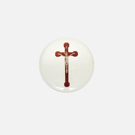 CRUCIFIX 1 - Mini Button