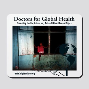 Doctors for Global Health Mousepad