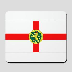 Alderney Flag Mousepad
