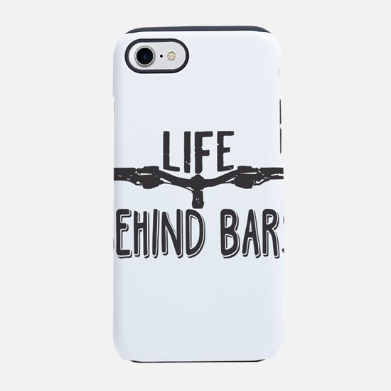 Life Behind Bars T Shirt, Cycl iPhone 7 Tough Case