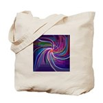 Perceptual Spiral Tote Bag