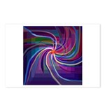 Perceptual Spiral Postcards (Package of 8)