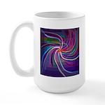 Perceptual Spiral Large Mug