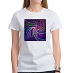 Perceptual Spiral Women's T-Shirt