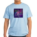 Perceptual Spiral Light T-Shirt
