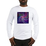 Perceptual Spiral Long Sleeve T-Shirt