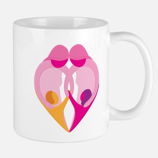 TWO MOMS Mug
