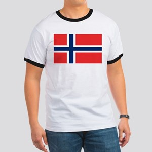 Flag of Norway Ringer T