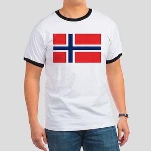 Flag of Norway Ringer T