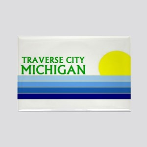 traversecitysunset Magnets