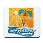 Parasailing in Mexico Mousepad