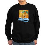 Parasailing in Mexico Sweatshirt (dark)