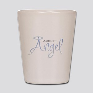 Marine's Angel Shot Glass