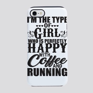 Girl Who Is Perfectly T Shirt, iPhone 7 Tough Case