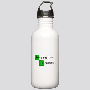 Respect The Chemistry Stainless Water Bottle 1.0L