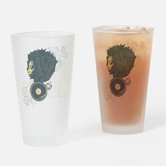 Soul II Drinking Glass