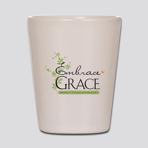 Embrace Grace Shot Glass