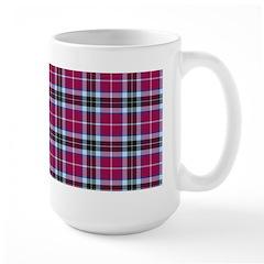 Tartan - MacTavish Large Mug