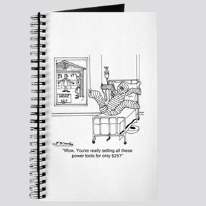 Power Tools for Only $25 Journal