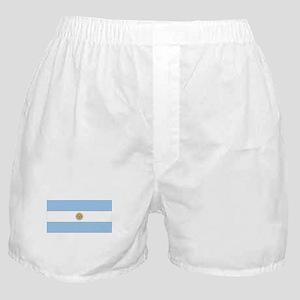 Argentine Flag Boxer Shorts
