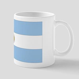 Argentine Flag Mug