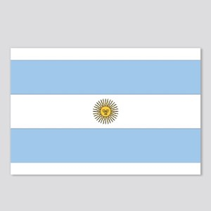 Argentine Flag Postcards (Package of 8)