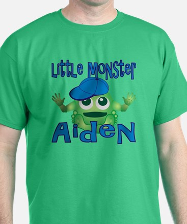 Little Monster Aiden T-Shirt